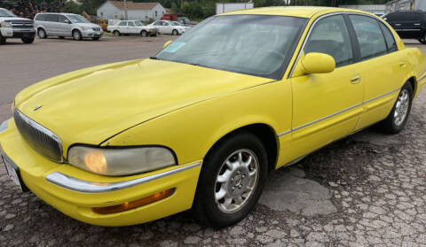 1999 Buick Park Avenue for sale at More 4 Less Auto in Sioux Falls SD
