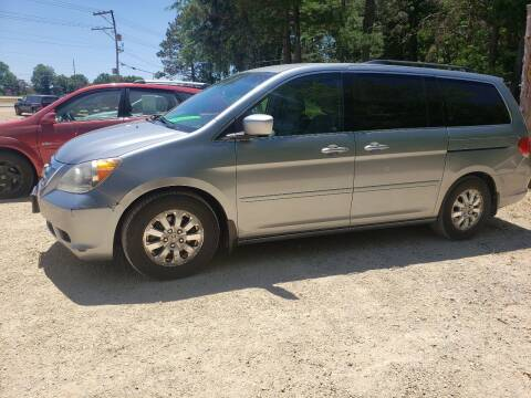 2008 Honda Odyssey for sale at Northwoods Auto & Truck Sales in Machesney Park IL