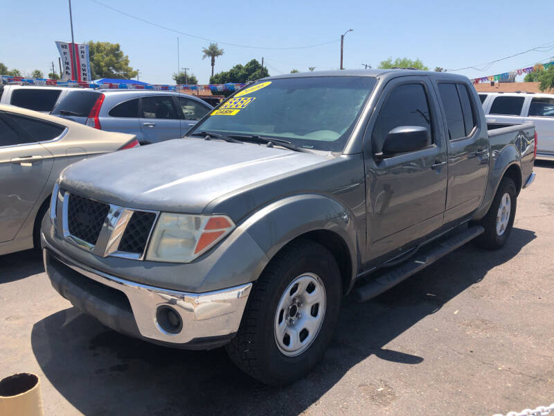 2006 Nissan Frontier for sale at Valley Auto Center in Phoenix AZ