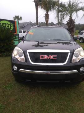 2011 GMC Acadia for sale at Auto 1 Madison in Madison GA