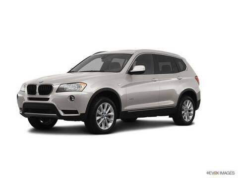 2013 BMW X3 for sale at FREDY KIA USED CARS in Houston TX