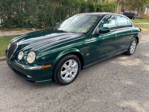 2003 Jaguar S-Type for sale at Michaels Used Cars Inc. in East Lansdowne PA