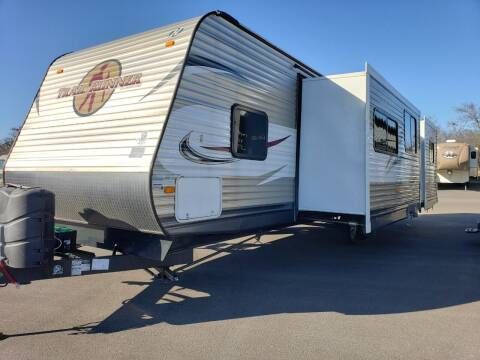 2015 Heartland Trailrunner  31QBBH for sale at Ultimate RV in White Settlement TX