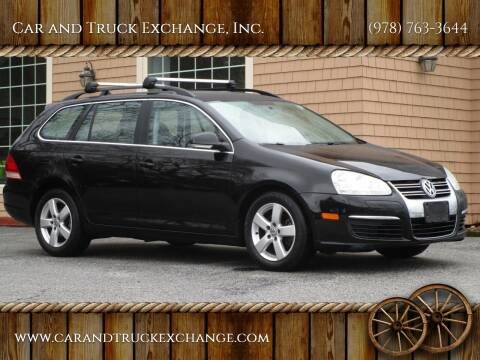 2009 Volkswagen Jetta for sale at Car and Truck Exchange, Inc. in Rowley MA