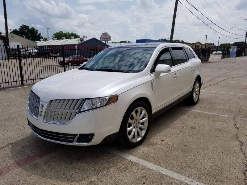 2010 Lincoln MKT for sale at A & J Enterprises in Dallas TX