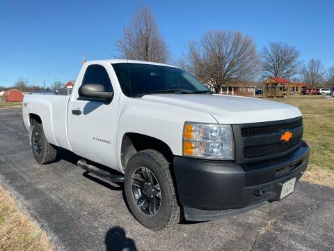 2013 Chevrolet Silverado 1500 for sale at Champion Motorcars in Springdale AR