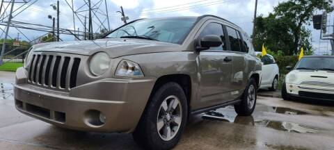 2007 Jeep Compass for sale at Mr Cars LLC in Houston TX