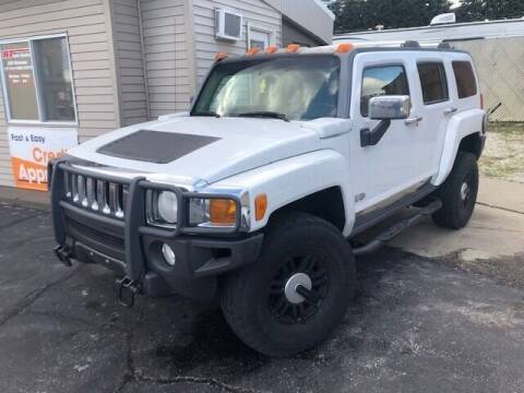 2006 HUMMER H3 for sale at RT Auto Center in Quincy IL