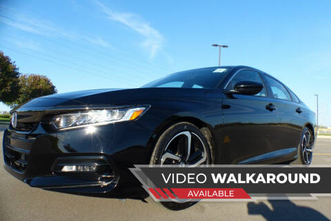 2020 Honda Accord for sale at Macomb Automotive Group in New Haven MI