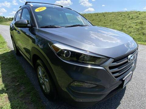 2017 Hyundai Tucson for sale at Mr. Car City in Brentwood MD