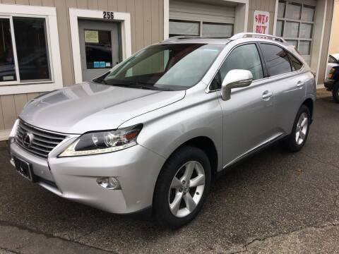 2014 Lexus RX 350 for sale at Bill's Auto Sales in Peabody MA