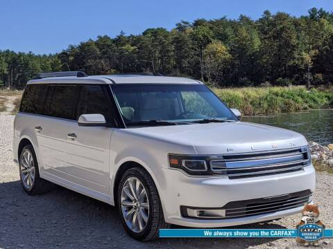 2015 Ford Flex for sale at Bob Walters Linton Motors in Linton IN