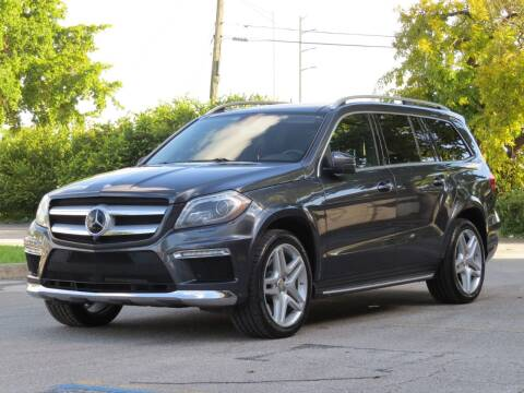 2014 Mercedes-Benz GL-Class for sale at DK Auto Sales in Hollywood FL