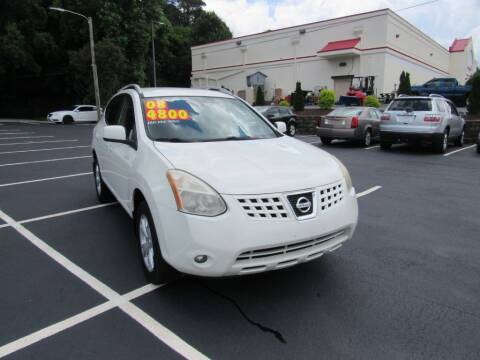 2008 Nissan Rogue for sale at Auto Bella Inc. in Clayton NC