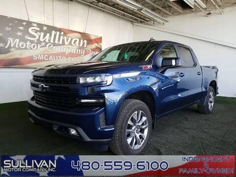 2019 Chevrolet Silverado 1500 for sale at SULLIVAN MOTOR COMPANY INC. in Mesa AZ