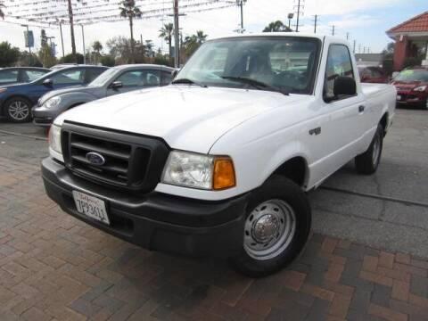 2005 Ford Ranger for sale at PREFERRED MOTOR CARS in Covina CA