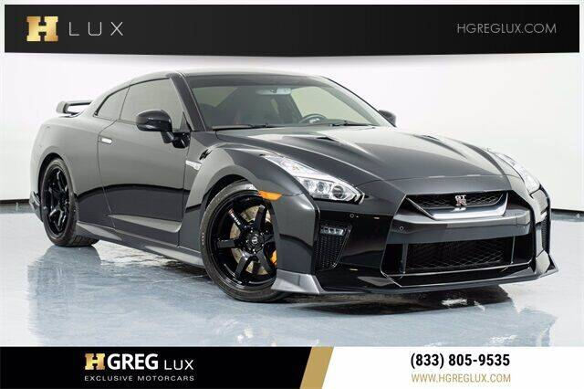 2019 Nissan GT-R for sale at HGREG LUX EXCLUSIVE MOTORCARS in Pompano Beach FL