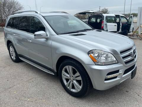 2012 Mercedes-Benz GL-Class for sale at Austin Direct Auto Sales in Austin TX