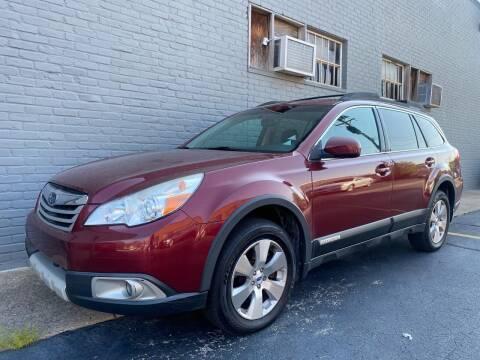 2012 Subaru Outback for sale at Abrams Automotive Inc in Cincinnati OH
