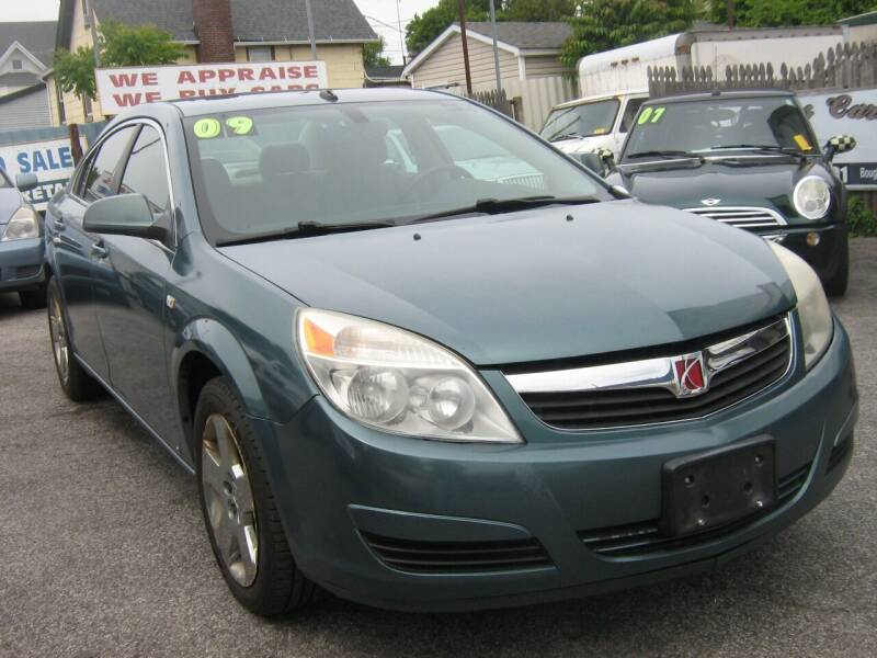 2009 Saturn Aura for sale at JERRY'S AUTO SALES in Staten Island NY
