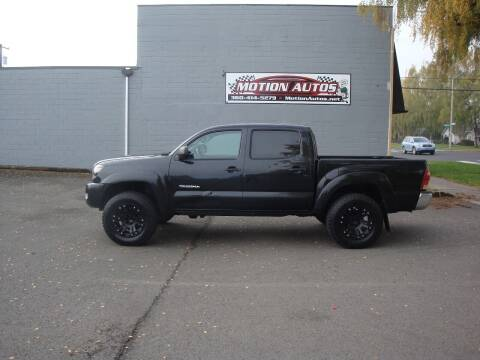 2008 Toyota Tacoma for sale at Motion Autos in Longview WA