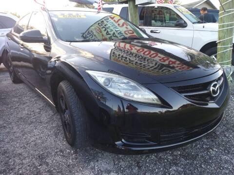 2010 Mazda MAZDA6 for sale at AFFORDABLE AUTO SALES OF STUART in Stuart FL