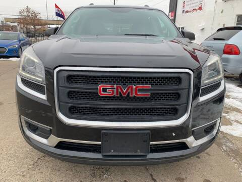 2014 GMC Acadia for sale at Minuteman Auto Sales in Saint Paul MN