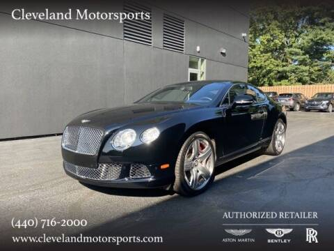 2012 Bentley Continental for sale at Drive Options in North Olmsted OH