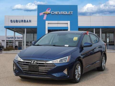 2020 Hyundai Elantra for sale at Suburban Chevrolet of Ann Arbor in Ann Arbor MI