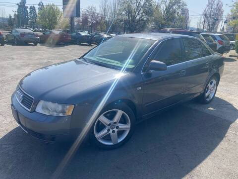 2004 Audi A4 for sale at Blue Line Auto Group in Portland OR