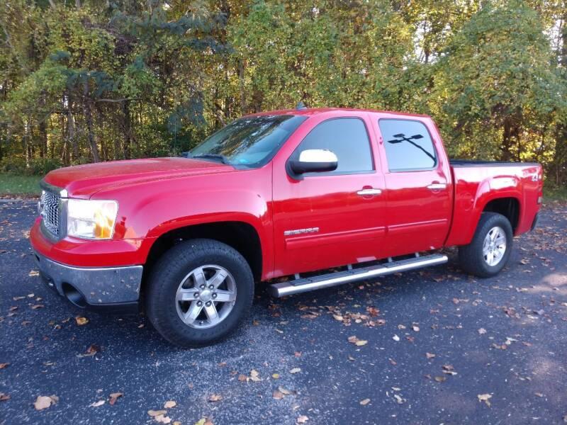 2011 GMC Sierra 1500 for sale at CARS PLUS in Fayetteville TN