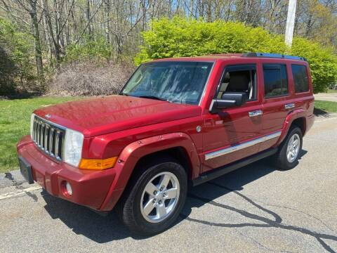 2006 Jeep Commander for sale at Padula Auto Sales in Braintree MA