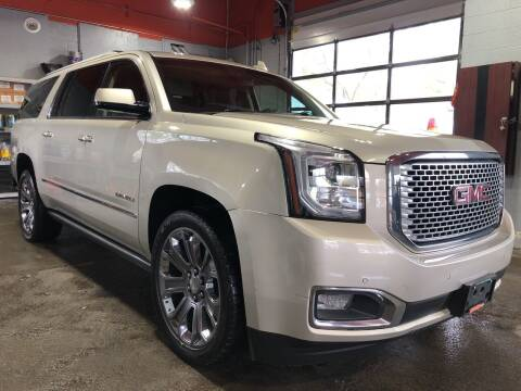 2015 GMC Yukon XL for sale at Champs Auto Sales in Detroit MI