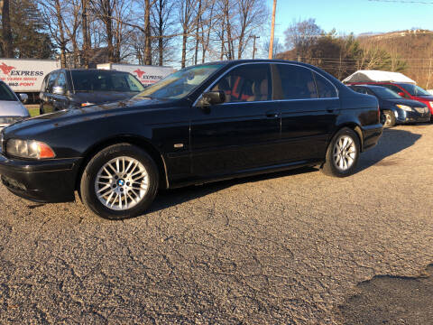 2003 BMW 5 Series for sale at Used Cars 4 You in Serving NY