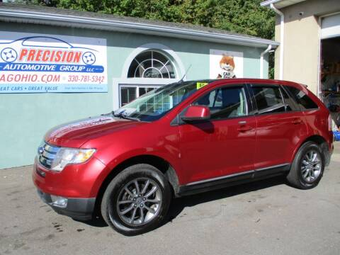 2008 Ford Edge for sale at Precision Automotive Group in Youngstown OH