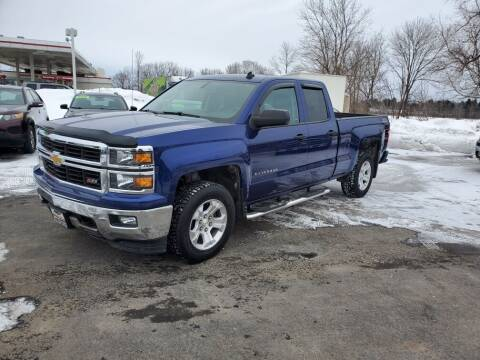 2014 Chevrolet Silverado 1500 for sale at Excellent Autos in Amsterdam NY