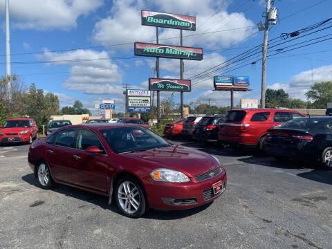 2008 Chevrolet Impala for sale at Boardman Auto Mall in Boardman OH