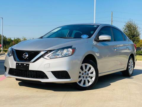 2017 Nissan Sentra for sale at AUTO DIRECT in Houston TX
