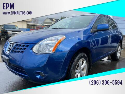 2010 Nissan Rogue for sale at EPM in Auburn WA
