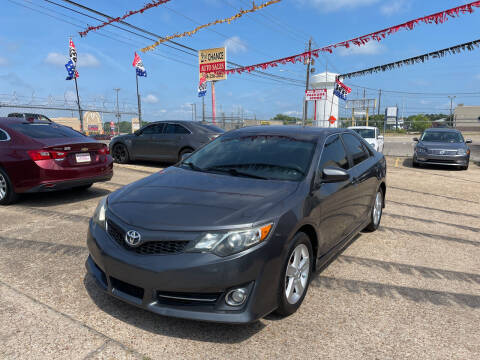 2014 Toyota Camry for sale at 2nd Chance Auto Sales in Montgomery AL