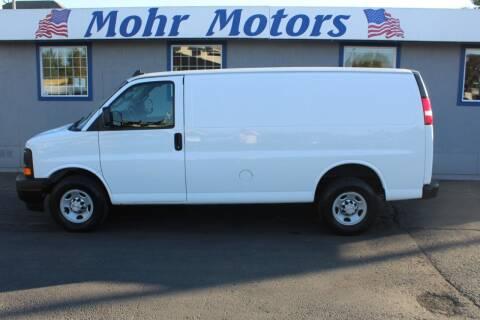 2017 Chevrolet Express Cargo for sale at Mohr Motors in Salem OR