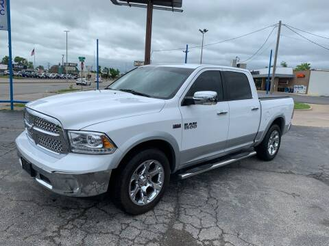 2016 RAM Ram Pickup 1500 for sale at Superior Used Cars LLC in Claremore OK