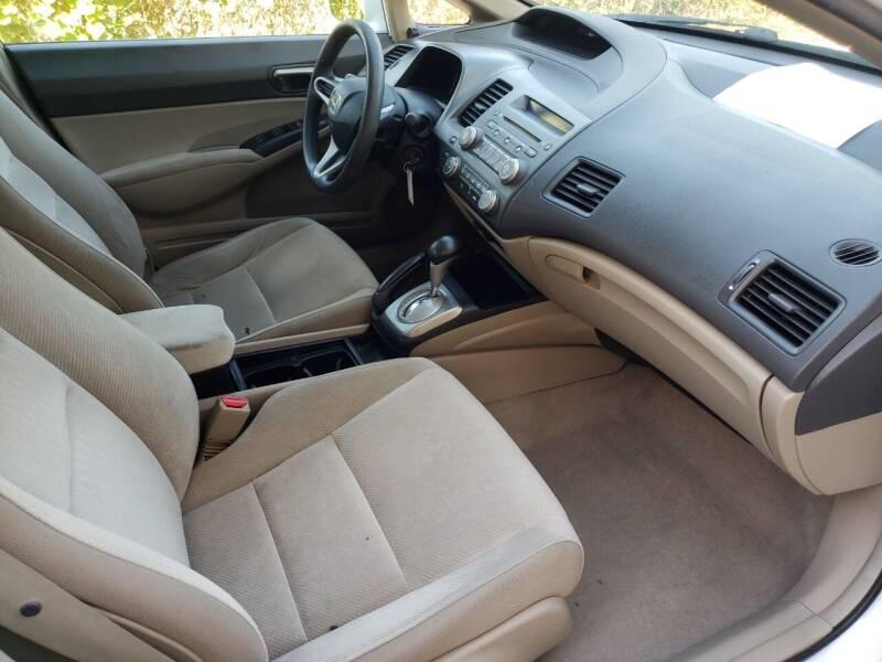 2010 Honda Civic GX 4dr Sedan - Dallas TX