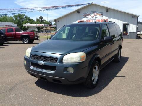 2006 Chevrolet Uplander for sale at Steves Auto Sales in Cambridge MN