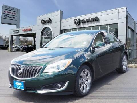 2015 Buick Regal for sale at Ron's Automotive in Manchester MD