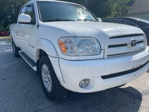 2005 Toyota Tundra for sale at STL Automotive Group in O'Fallon MO