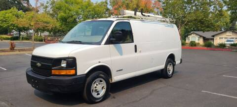 2006 Chevrolet Express Cargo for sale at Cars R Us in Rocklin CA