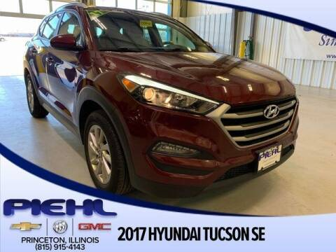 2017 Hyundai Tucson for sale at Piehl Motors - PIEHL Chevrolet Buick Cadillac in Princeton IL