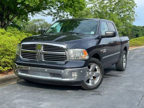 2014 RAM Ram Pickup 1500 for sale at William D Auto Sales in Norcross GA