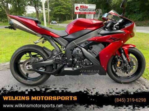 2004 Yamaha YZF-R1 for sale at WILKINS MOTORSPORTS in Brewster NY